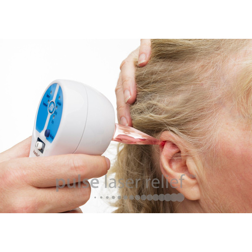 Handy Pulse Laser with Acupuncture Probe & Free Holder
